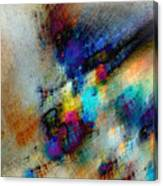 Phantom Lik Canvas Print