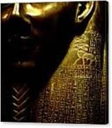 Pharaohs Curse Canvas Print