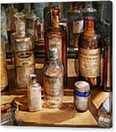 Pharmacist - Digestable Canvas Print