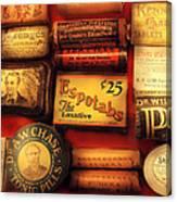 Pharmacist - The Druggist Canvas Print