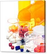 Pharmacopoeia  Canvas Print