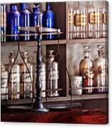 Pharmacy - Apothecarius  Canvas Print