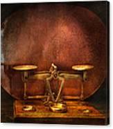 Pharmacy - Balancing Act  Canvas Print