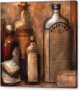 Pharmacy - Indigestion Remedies Canvas Print
