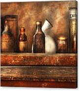 Pharmacy -  Need A Laxative Canvas Print