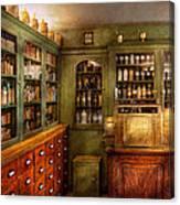 Pharmacy - Room - The Dispensary Canvas Print