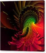 Pheasant Fire  Canvas Print