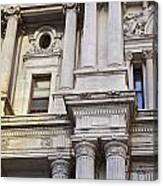 Philadelphia Architecture 2 Canvas Print