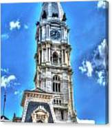 Philadelphia City Hall 1 Canvas Print