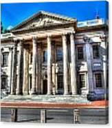 Philadelphia First Bank Canvas Print