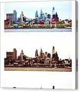 Philadelphia Four Seasons Canvas Print