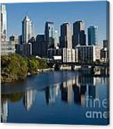 Philadelphia Pennsylvania Canvas Print