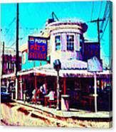 Philadelphia's Pat's Steaks Canvas Print