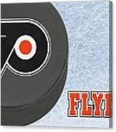 Philadephia Flyers Canvas Print