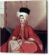 Philip Barker Webb (1793-1854) Canvas Print