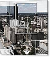 Philly Squared Canvas Print