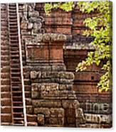 Phimeanakas Temple Steps Canvas Print