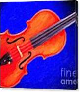 Photograph Of A Complete Viola Violin Painting 3371.02 Canvas Print
