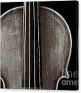 Photograph Or Picture Violin Viola Body In Sepia 3367.01 Canvas Print