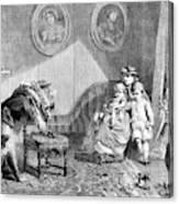 Photographer, 1864 Canvas Print