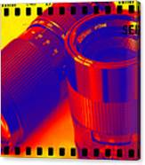 Photographic Lenses Canvas Print