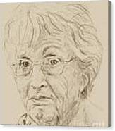 Phyllis Canvas Print