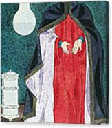 Physician, 16th Century Canvas Print