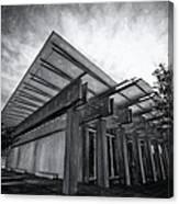 Piano Pavilion II Canvas Print