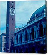 Piazza del Signore 2 1962 Canvas Print