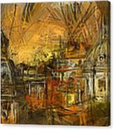 Rome-piazza-venezia-roma Canvas Print