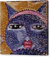 Picasso Cats Canvas Print
