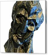 Picasso's Head Of A Woman -- Fernande Canvas Print