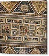 Piccolomini Bibliotheca - Siena Canvas Print