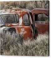Pickup Cabs 1 Canvas Print