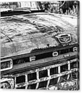 Pickup Truck 2 Canvas Print