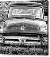 Pickup Truck 4 Canvas Print