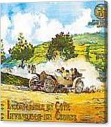 Picpic Incomparagle En Cote Canvas Print