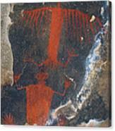 Pictograph Canvas Print