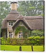 Picturesque Cottage Canvas Print