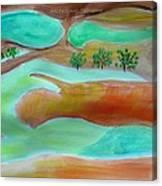 Picturesque Landscape Canvas Print