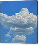 Piece Of Sky 3 Canvas Print