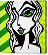 Pieces By Fidostudio Canvas Print