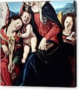 Piero Di Cosimo Canvas Print