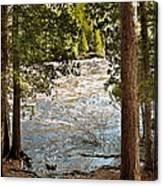 Piers Gorge Canvas Print