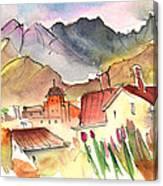 Pietrasanta In Italy 04 Canvas Print