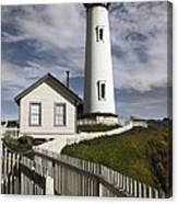 Pigeon Point Lighthouse II Canvas Print