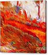 Pilbara Iron Ore Canvas Print