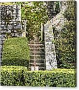 Pilgrim's Steps Canvas Print