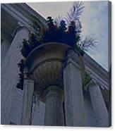 Pillars Upon Pillars 2 Canvas Print