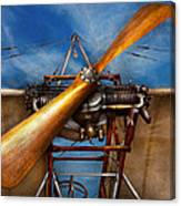 Pilot - Prop - They Don't Build Them Like This Anymore Canvas Print